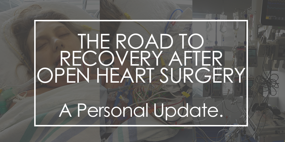 The Road to Recovery After Open Heart Surgery